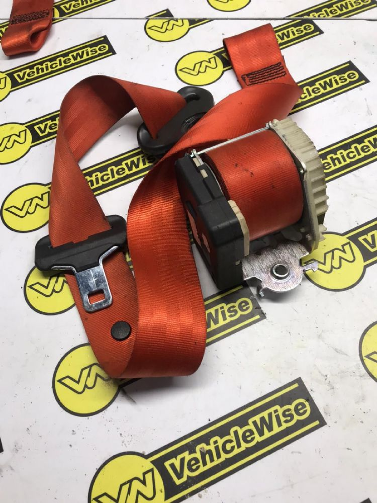 2008 RENAULT TWINGO MK2 SEAT BELT - DRIVER FRONT 33059468 GENUINE USED [BP]